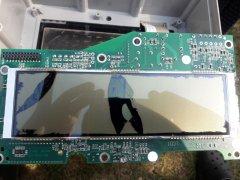 KUHN Euromix I - naprawa wyswietlacza