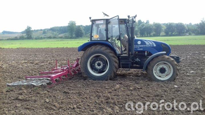 Farmtrac 675 DT Pom Augustów