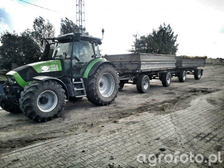 Deutz-Fahr k610 i HL 80.11