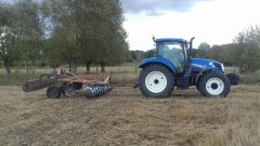New Holland T6 + Akpil