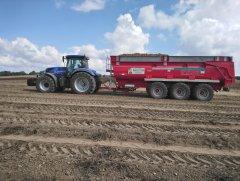 New Holland T7 270 & VAIA