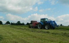 New Holland T5.105 / Feraboli Entry 120