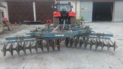 Steyr 4115+ Brona talerzowa Frost