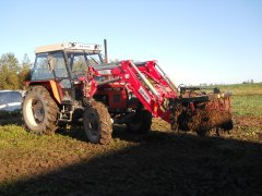 Zetor 7245 & IT1600 & Krokodyl