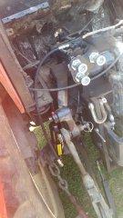 Zetor 7711 - hydraulika