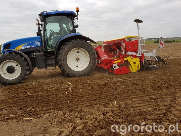 New Holland t6050 & Vitasem 302A