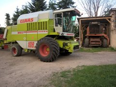 Claas 108 sl maxi