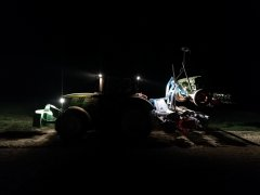 John Deere 6M & Amazone