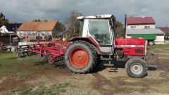 Massey Ferguson 3050 & AgroFactory 2,3m