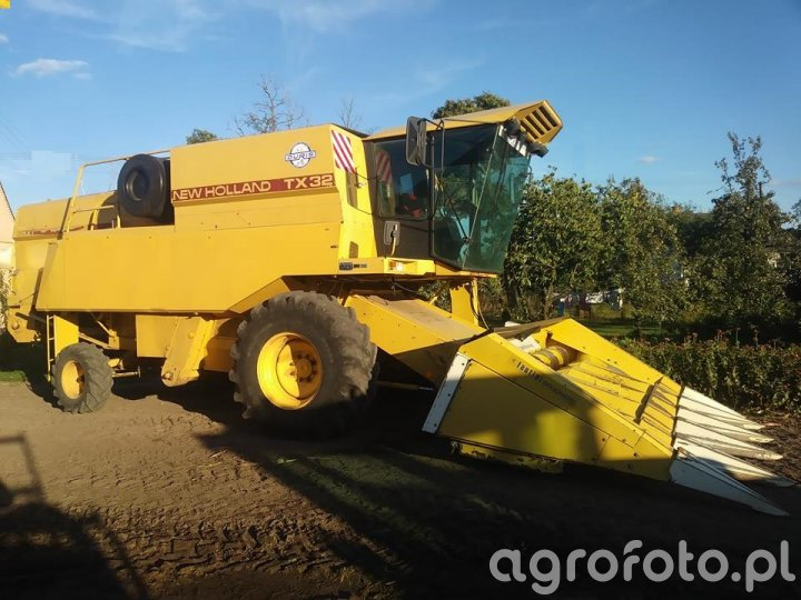 New Holland / Clayson