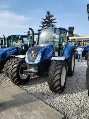 New holland t5. 100