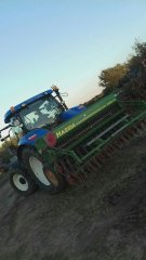 New Holland T6.175 + Hassia DK 300