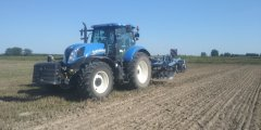 New holland T7 170 +Bvt