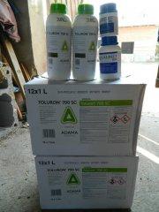 TOLURON 700 SC / GALMET 20 SG