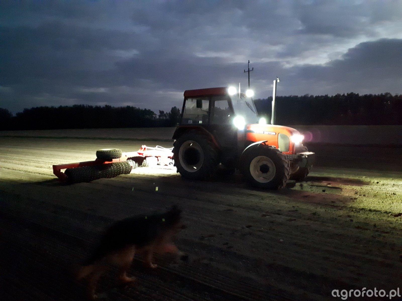 Zetor 7340 & Agrofactory 620