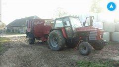 Zetor 8011 & BVL