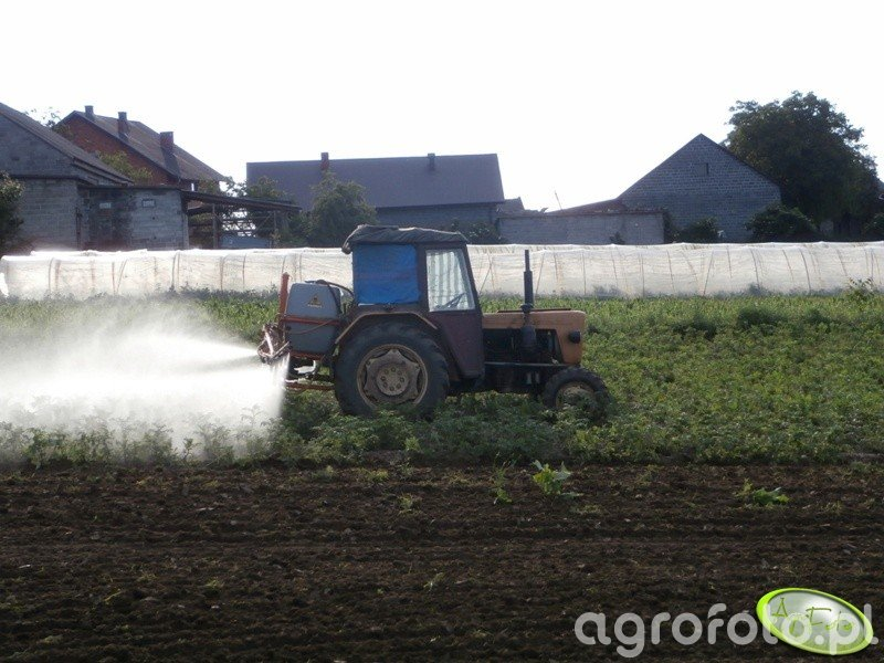 Ursus C-330 + Agromechanika Kranj AGP