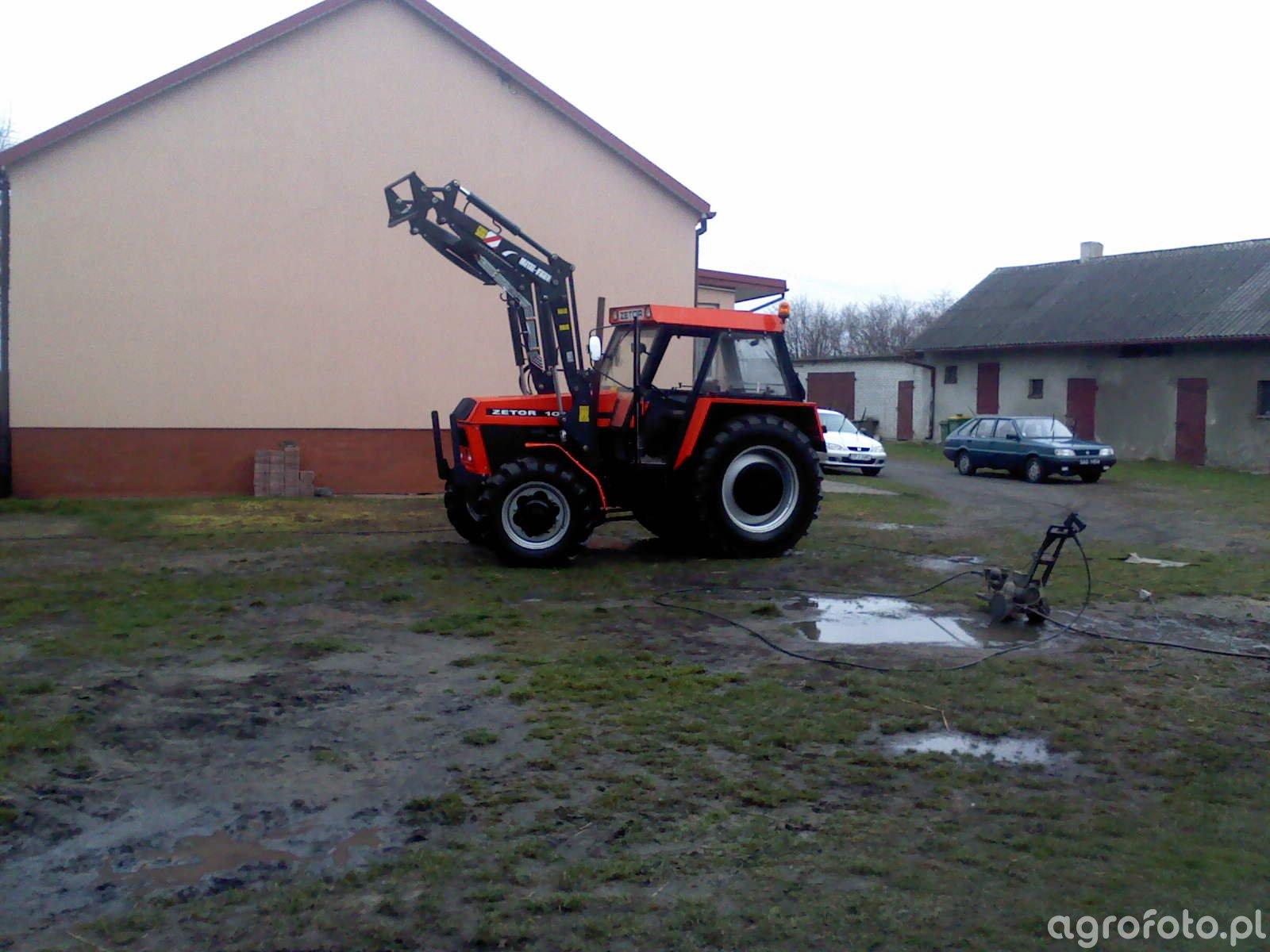 Zetor 10145 i Metal-Fach