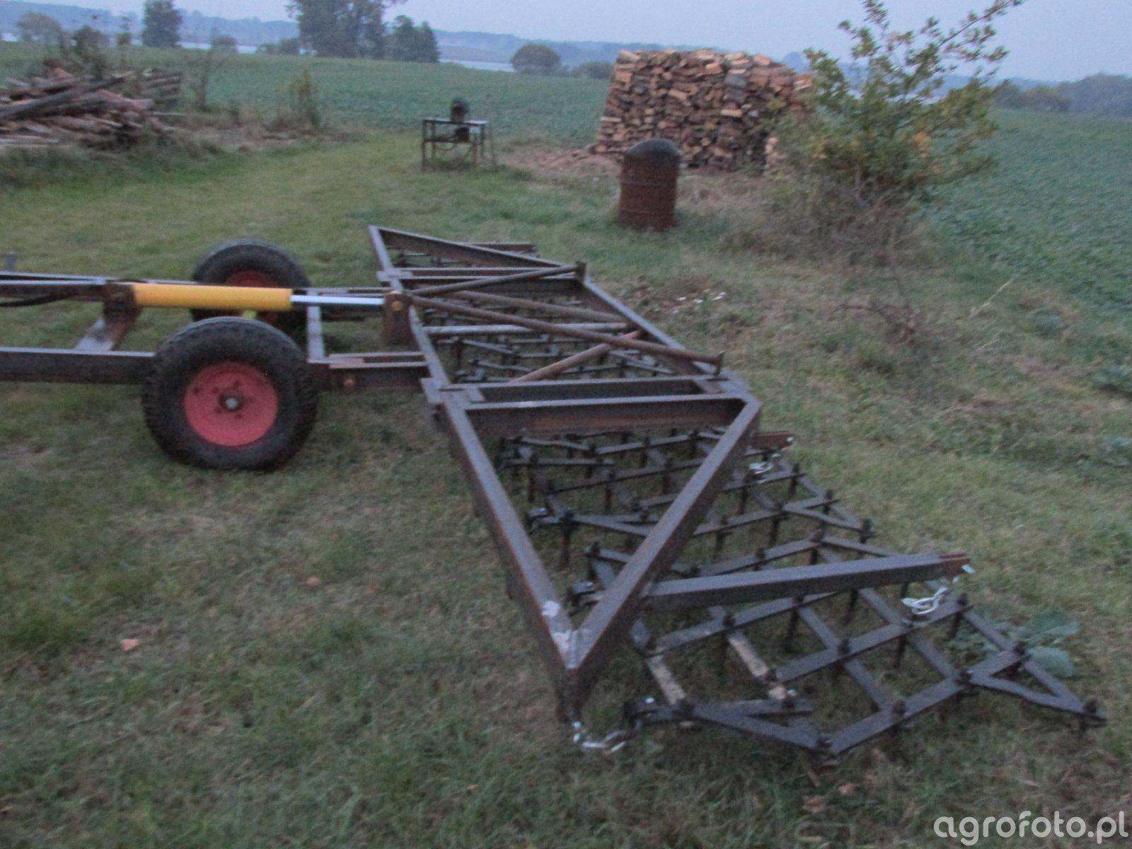 Brony hydrauliczne 3 własnej konstrukcji