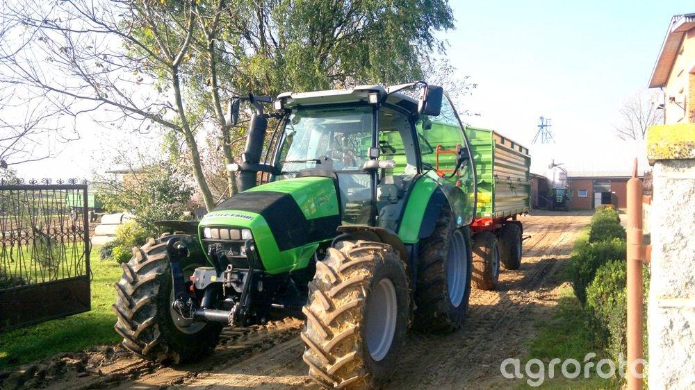 Deutz-Fahr Agrotron K420