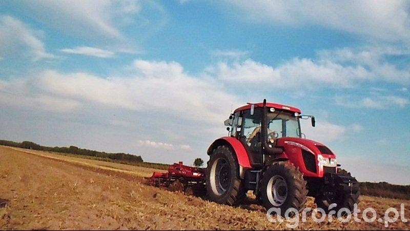 Zetor Forterra 105 vs Agro Factory 2.5