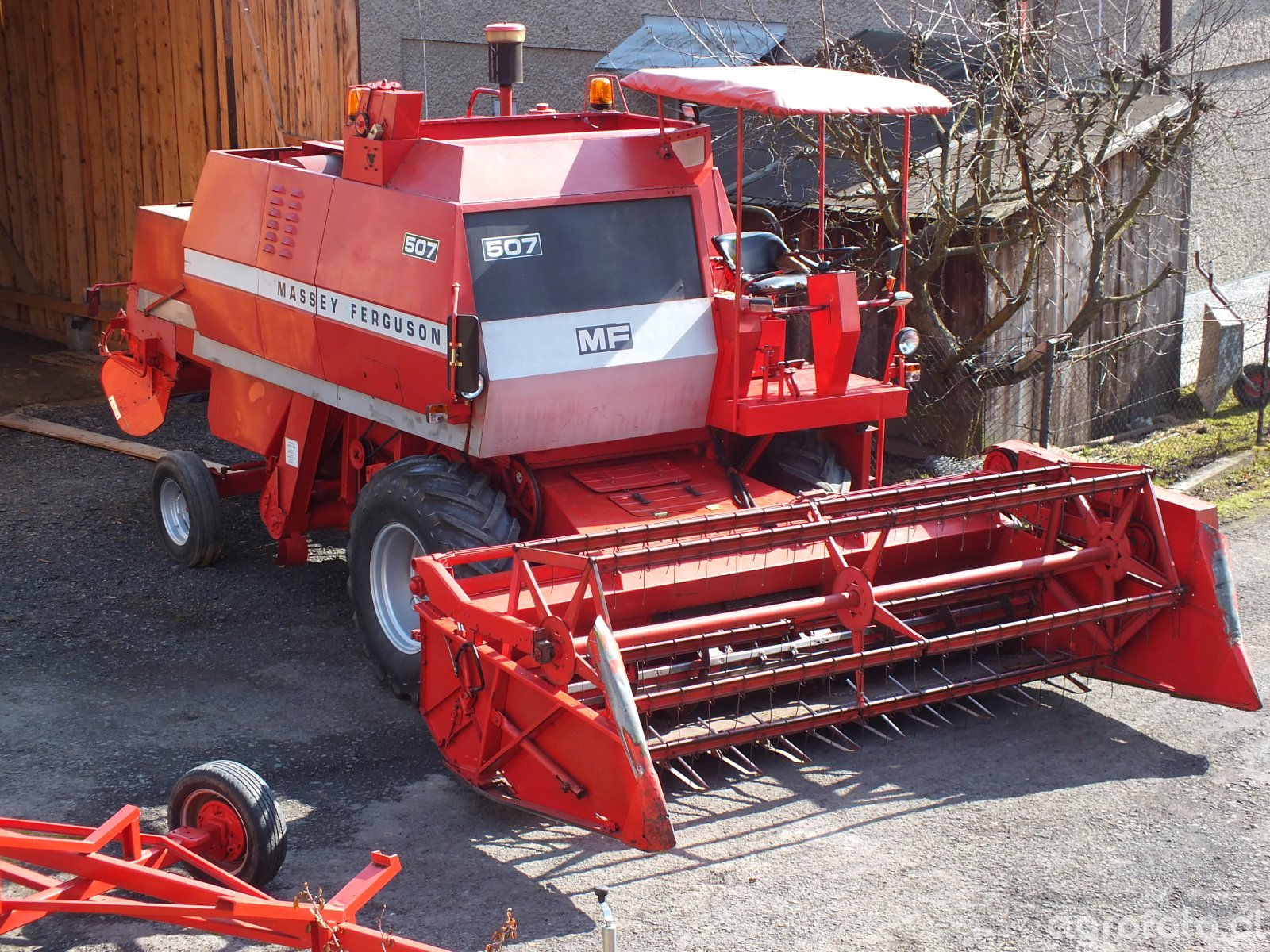MF 507