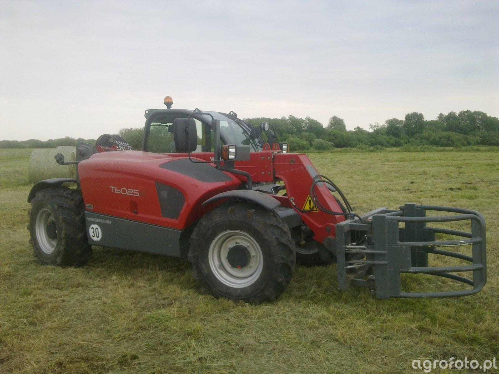 Weidemann T6025