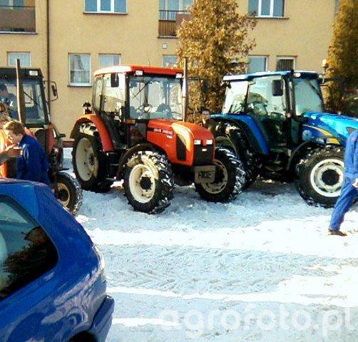 Zetor 6341 Zetor 5320 New Holland T5050