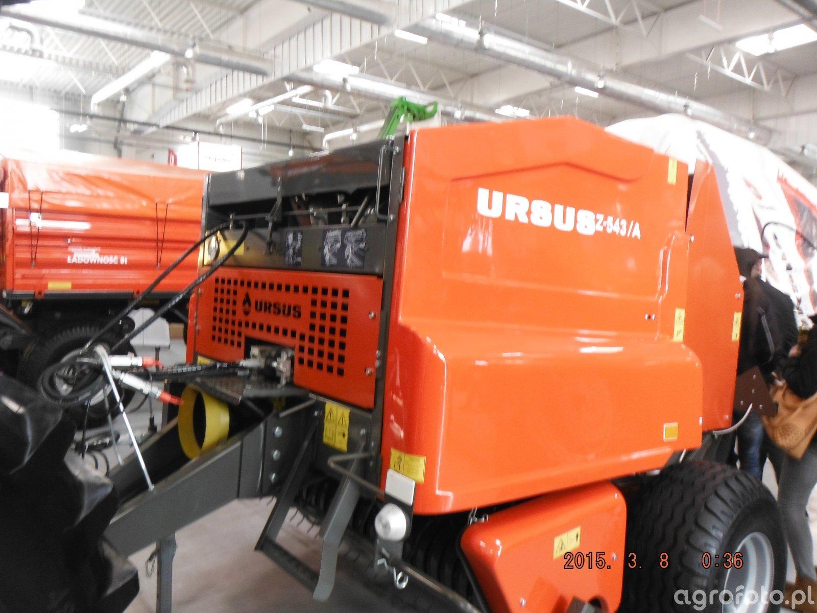 Ursus Z543/A