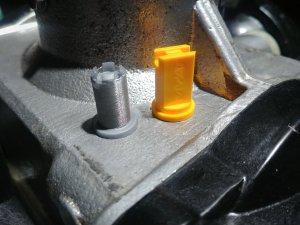Rozpylacz eżektorowy kompaktowy MMAT EŻK 0,2 Sitko 0-102_08 Mesh 120 Pro-Line