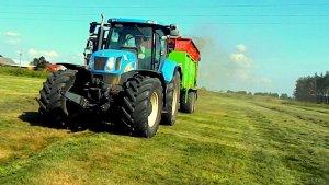 New Holland t6080 + tytan 24