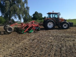 Renault Ares 640 & Agro Masz BT40H