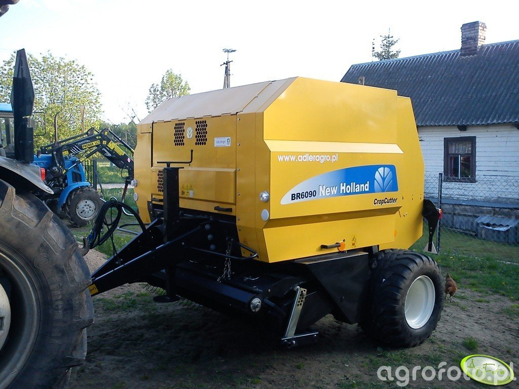 New Holland BR6090 CC