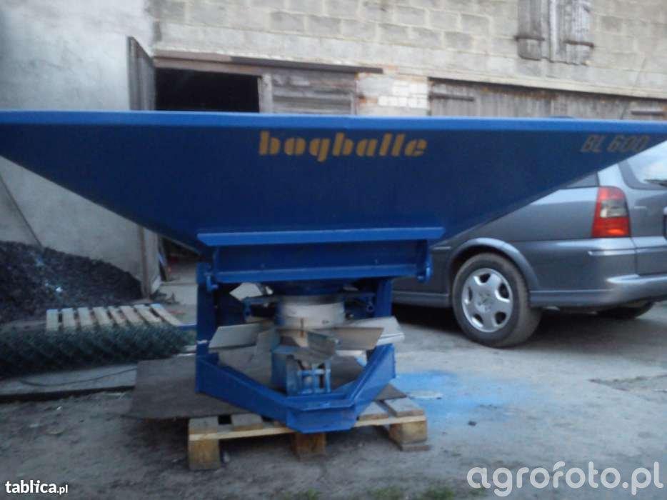 Bogballe BL-600