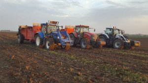 New holland,Mccormick ,Valtra