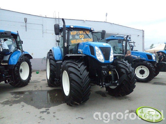 New Holland T7.250.