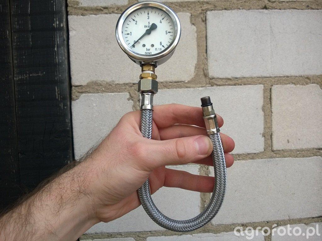 Wskaźnik ciśnienia oleju do Ursusa C-4011 C-360