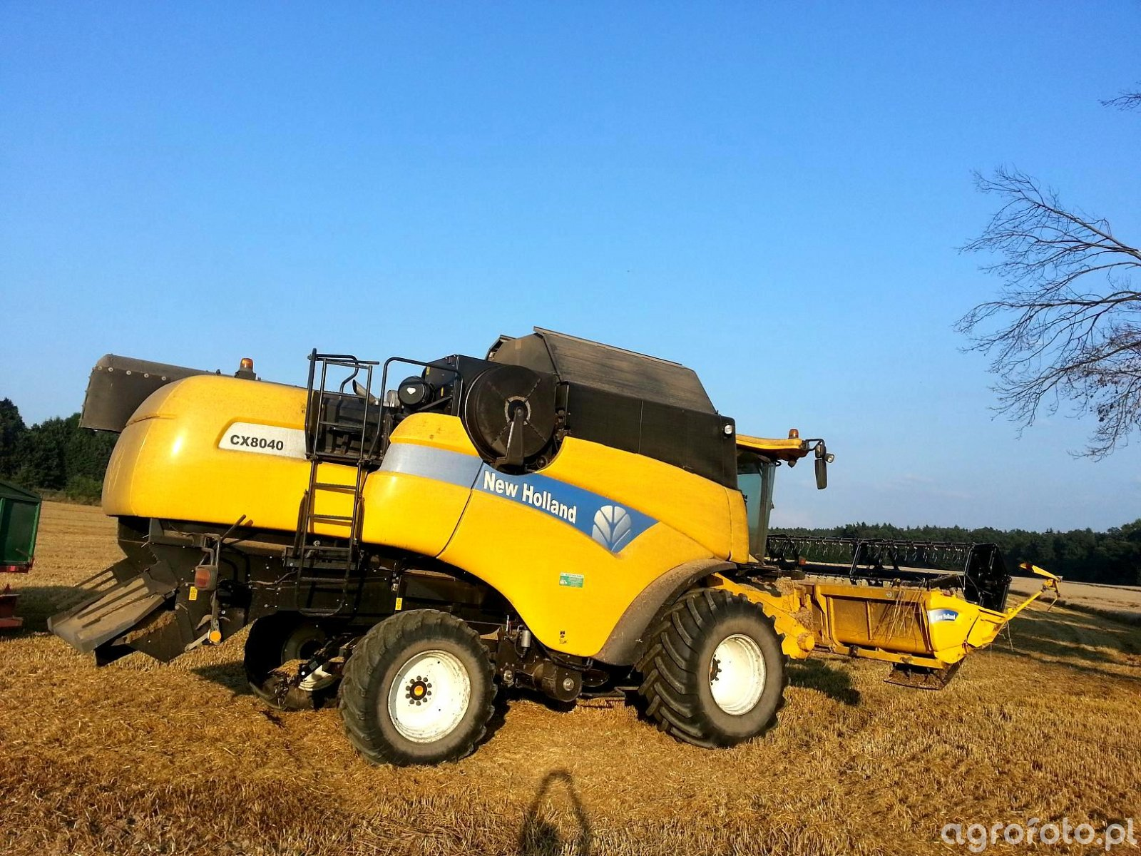 New Holland CX8040