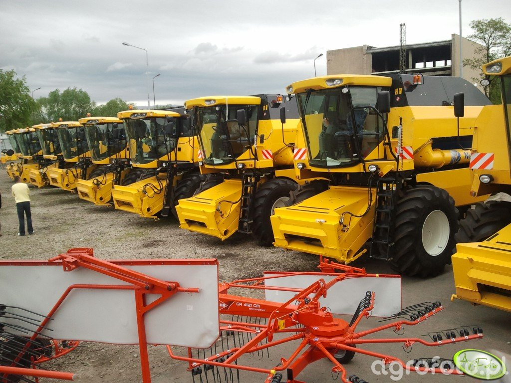 New Holland`y
