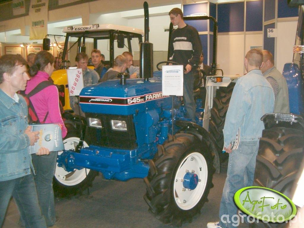 Farmtrac 545