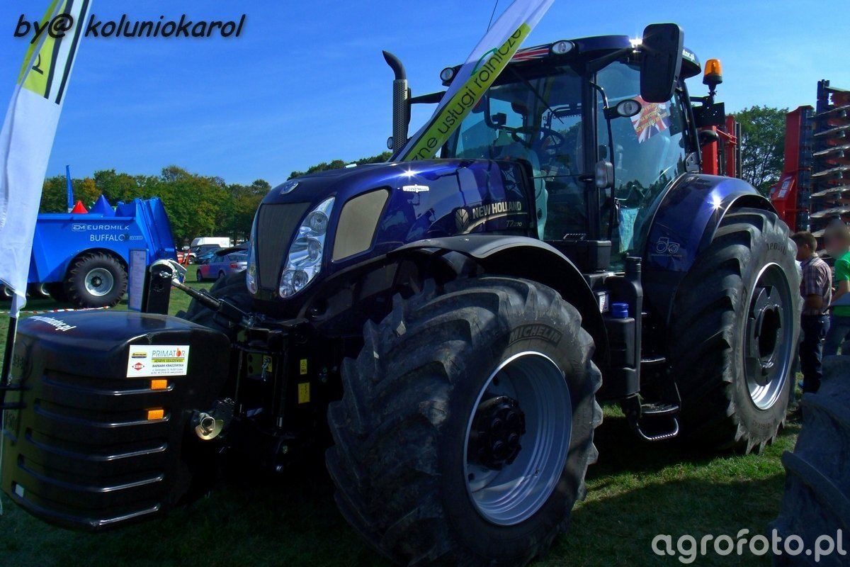 New Holland T7.270 Auto command GOLDEN JUBILEE