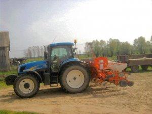 New Holland t6030 + Gaspardo