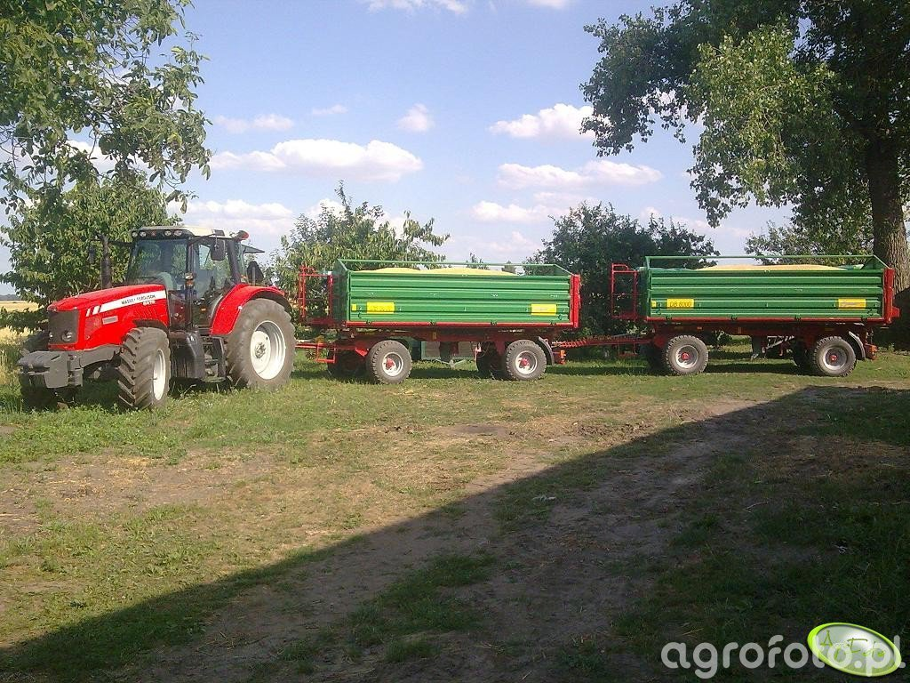 MF 6475 & MetalTech DB 8000