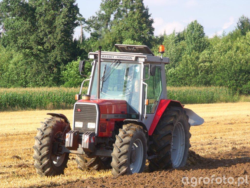 Massey Ferguson 3095 i Agro-Masz PO4