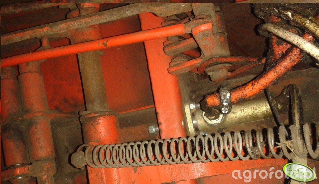 Bizon Z050 Sprzęgło hydrauliczne