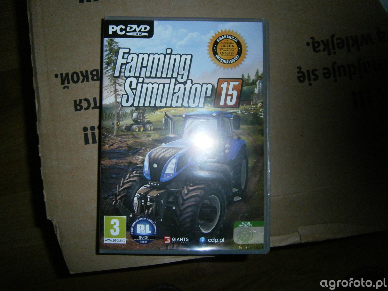 Farmin Simulator 2015