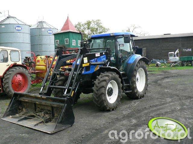 New Holland TS 100A