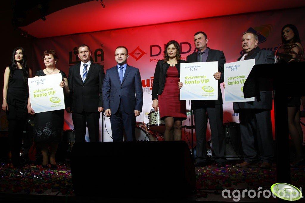 Gala Hodowca Roku 2012
