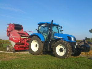 NH T6.155 & Lely RP445/435