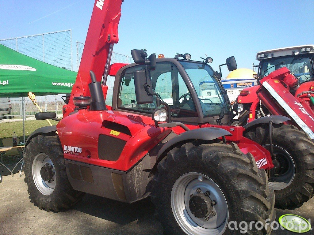 Manitou MLT 735 100